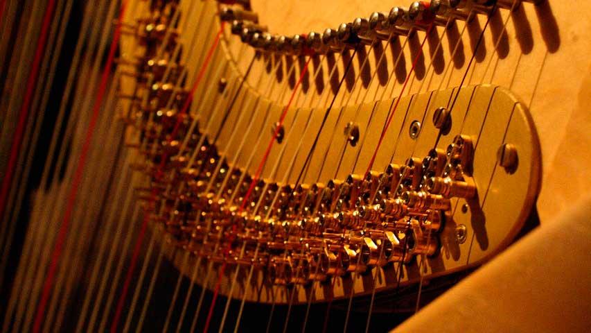 Harpe Radomisol Pleumeur-Bodou